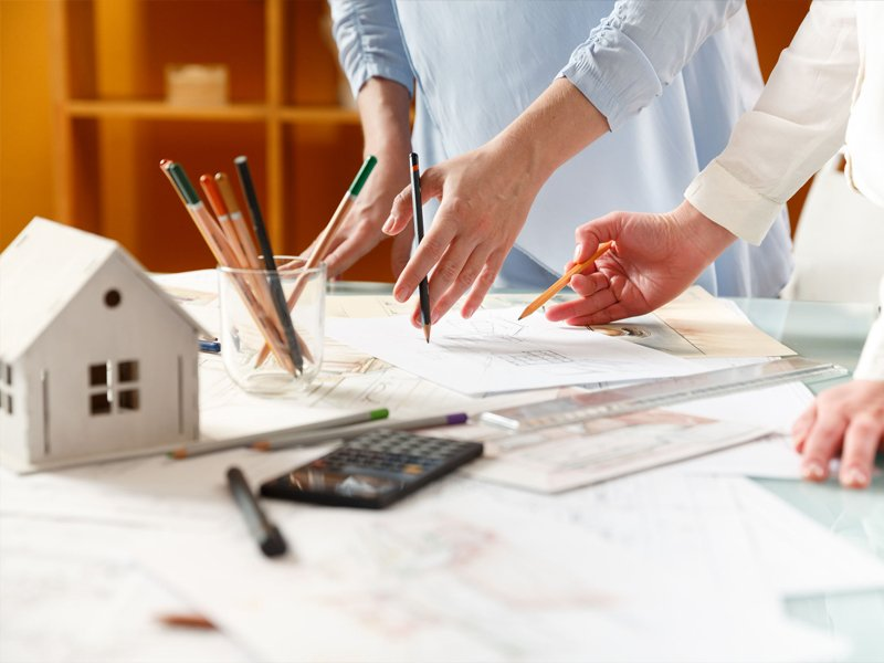 Different Phases of Architectural Services – Ne Home In Fusion